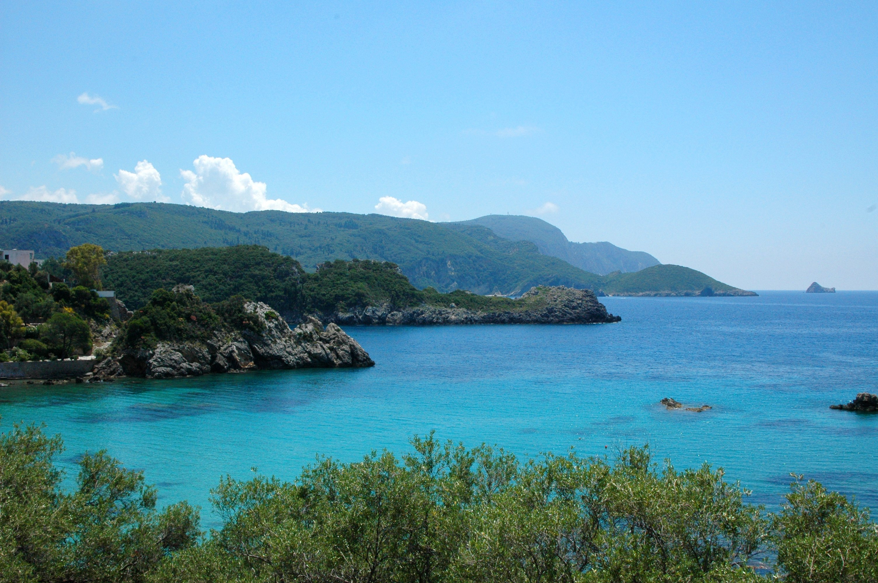 A Quick Guide to Corfu, Greece