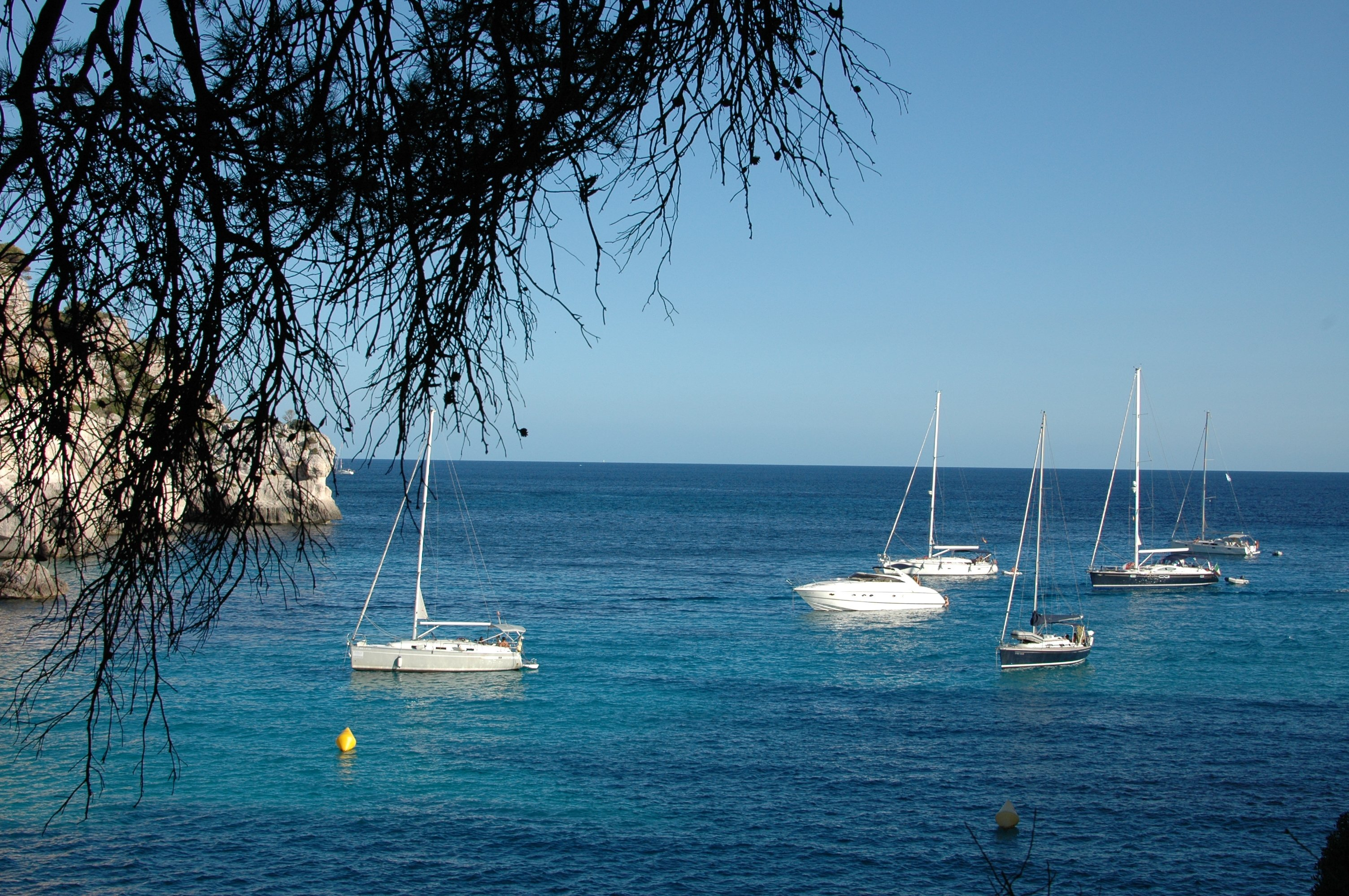 Beach Hopping in Menorca, Spain
