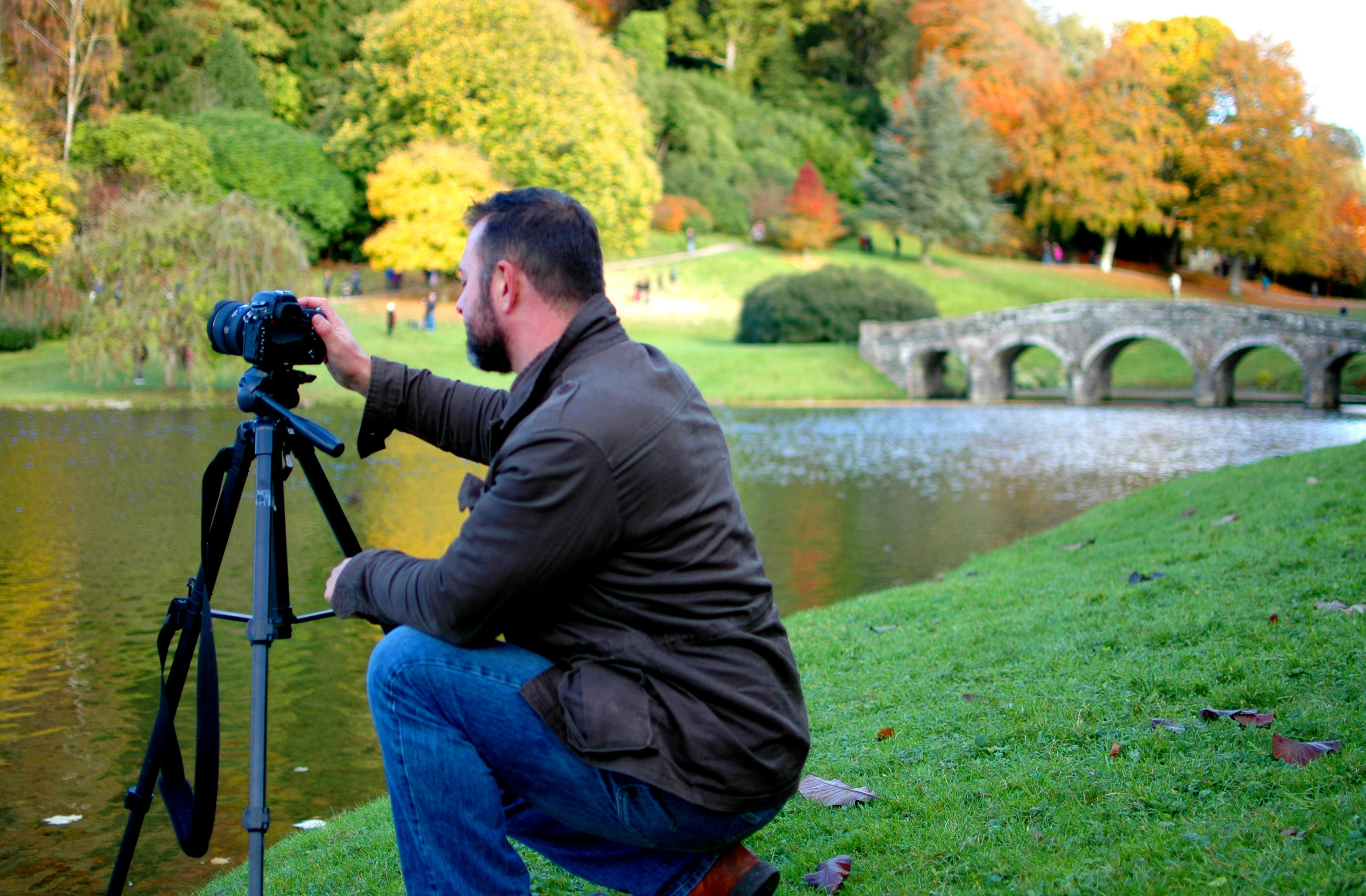 Stourhead, England: The Place to go for Stunning Autumn Colours