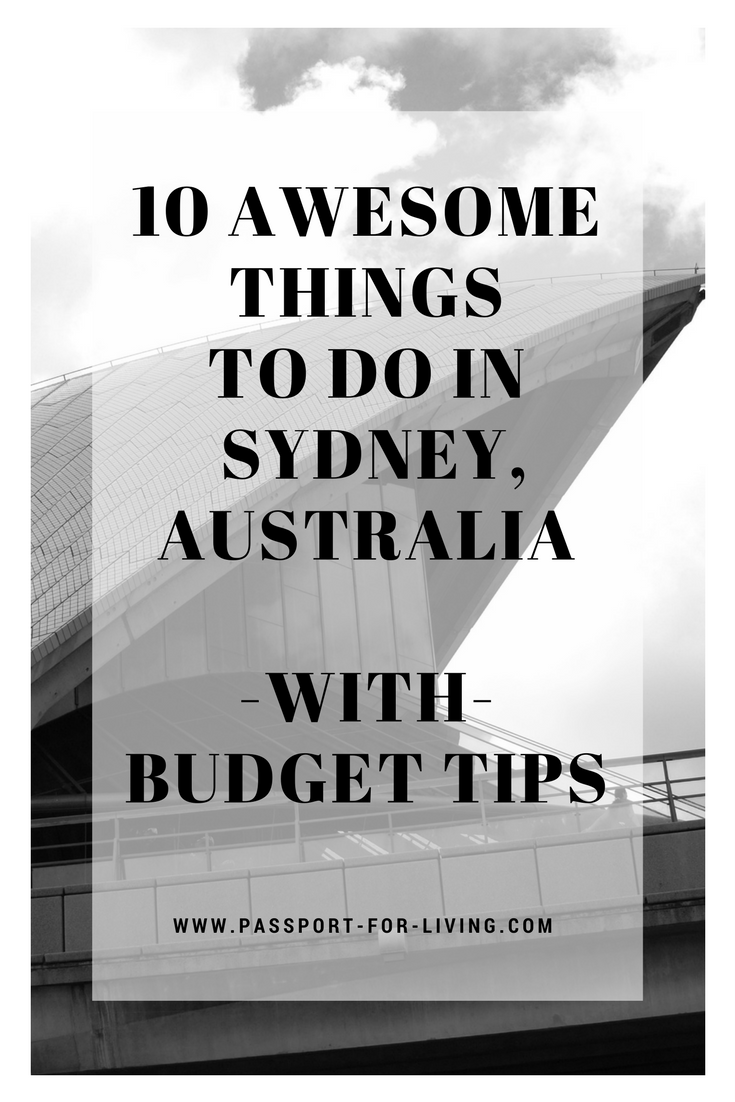 10 Awesome Things to Do in Sydney, Australia