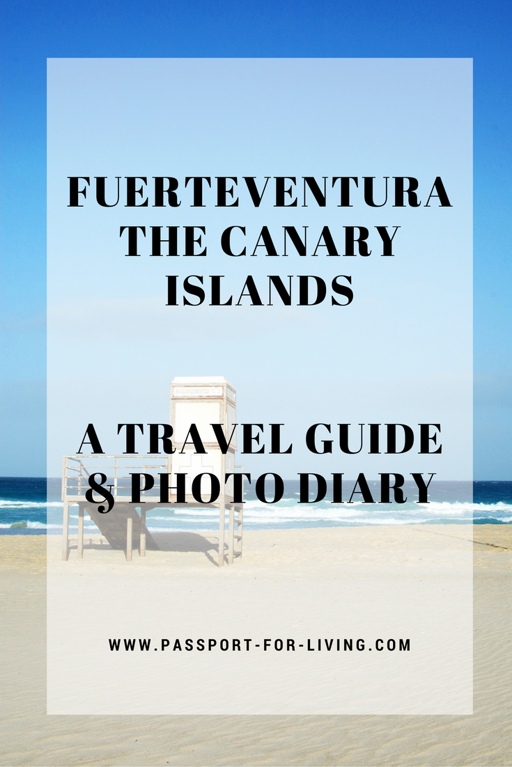 Fuerteventura Travel Guide and Photo Diary