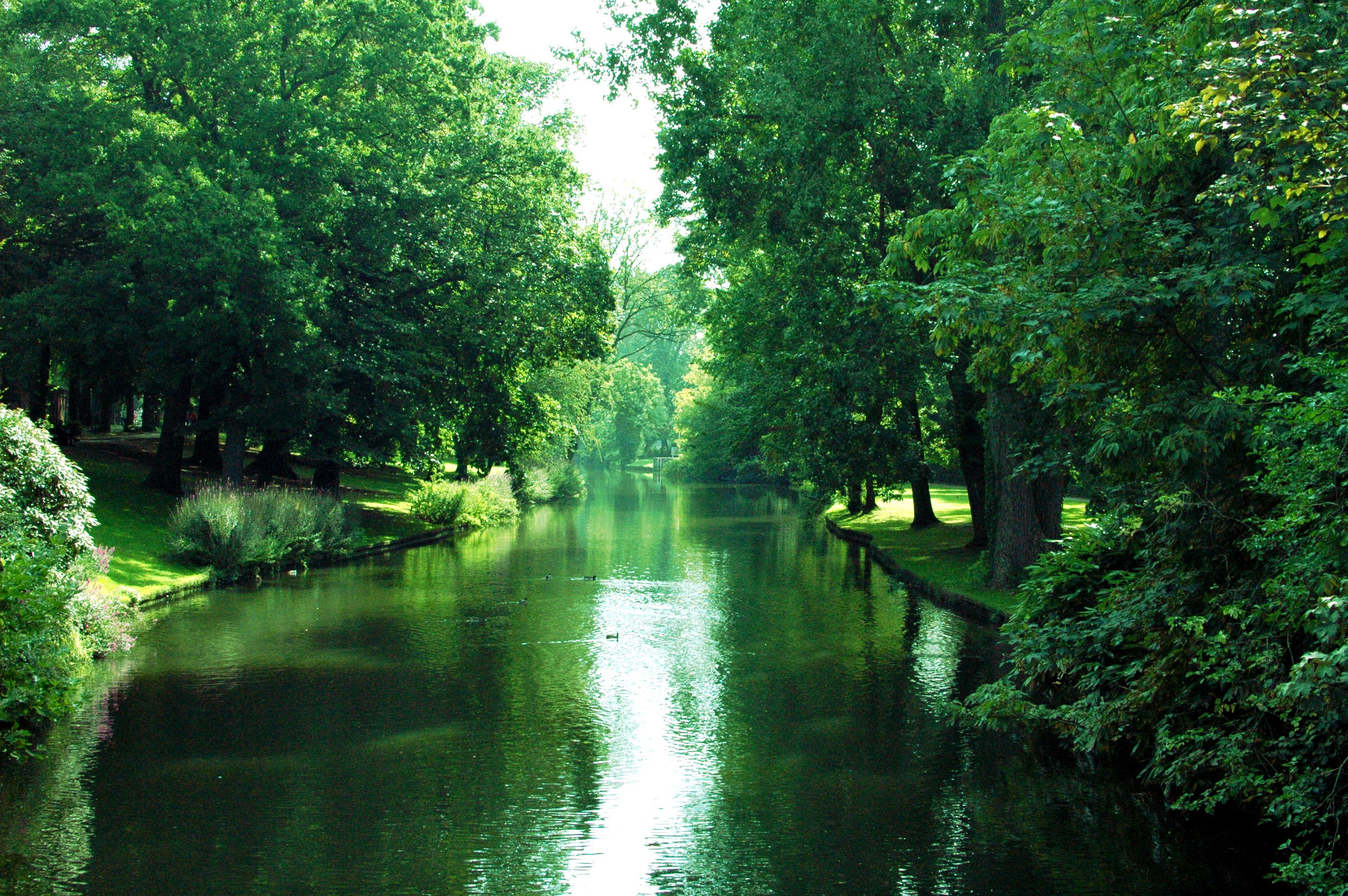 Minnewater Park - A Travel Guide to Bruges, Belgium