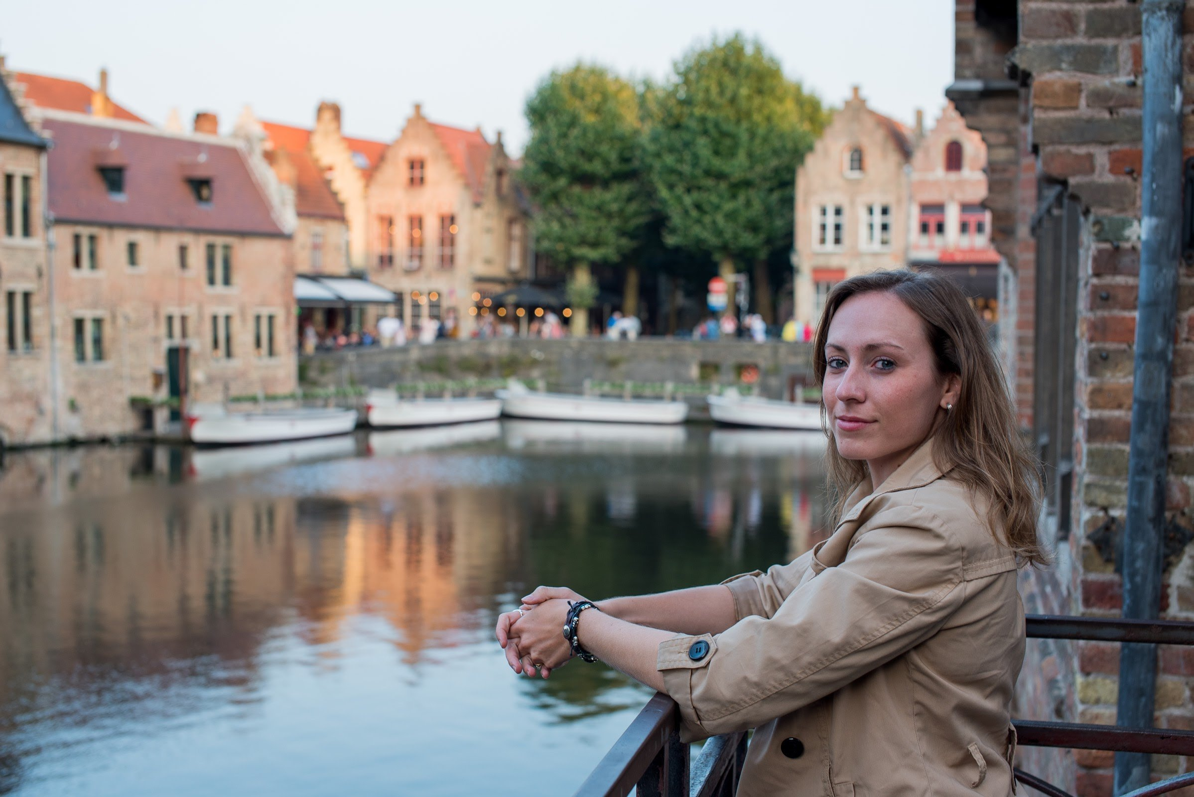 Rozenhoedkaai - A Travel Guide to Bruges, Belgium