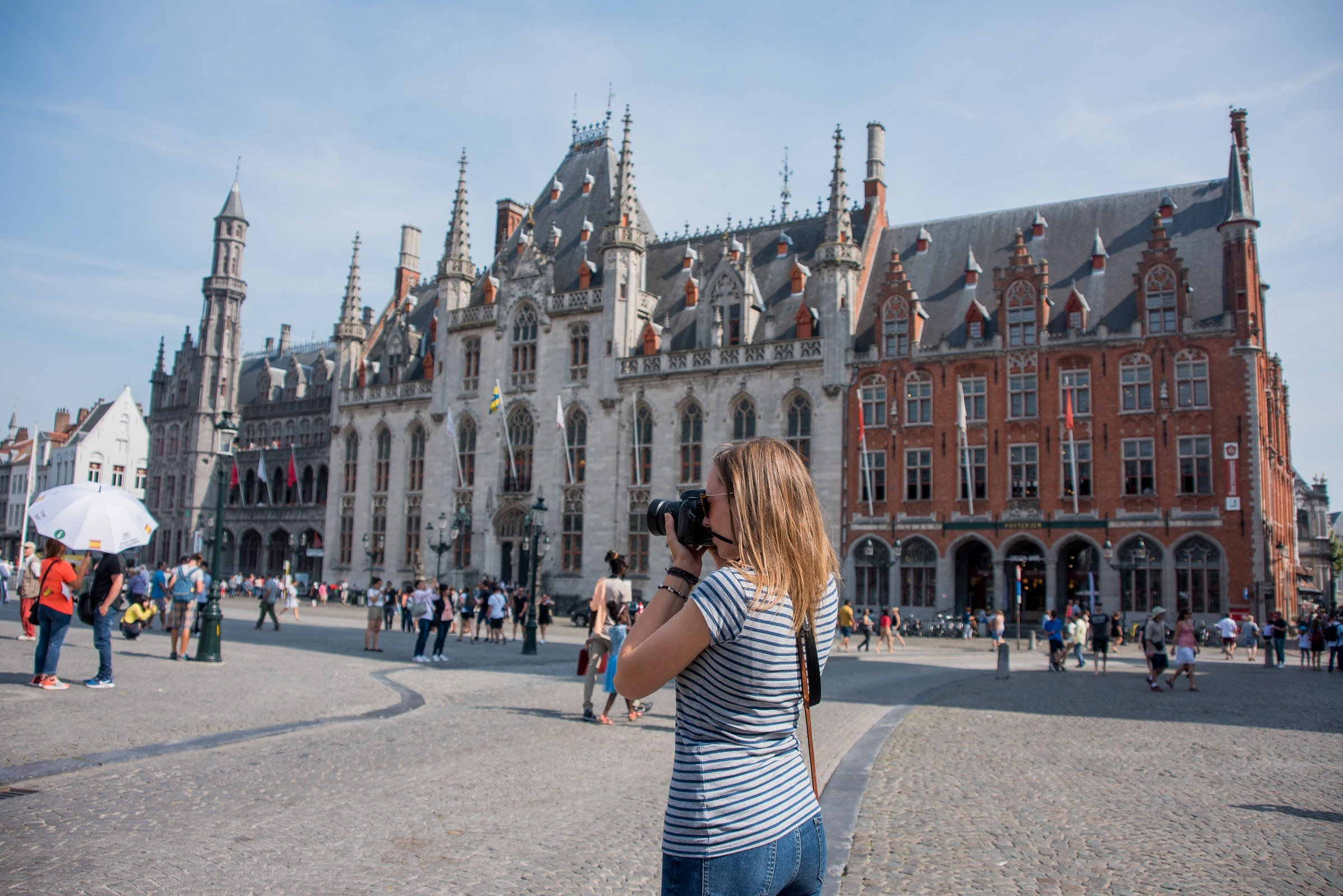 Markt Square - A Travel Guide to Bruges, Belgium