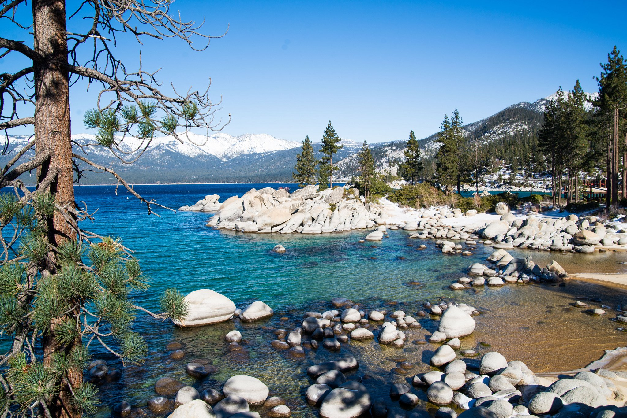 Lake Tahoe, California/Nevada - A 15-Day California Road-Trip Itinerary