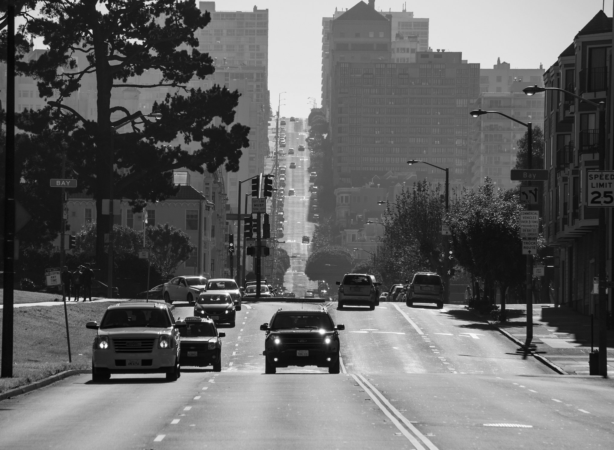 Black and White San Francisco - A 15-Day California Road-Trip Itinerary