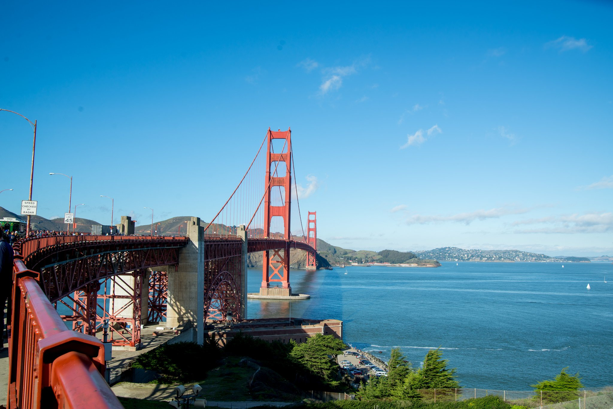 Golden Gate Bridge, San Francisco - A 15-Day California Road-Trip Itinerary