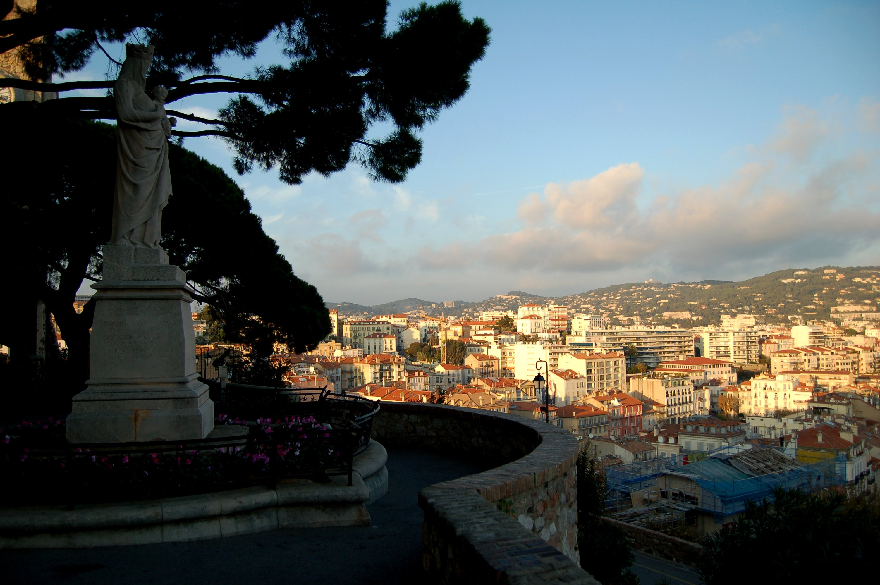 15 Beautiful Photos of Cannes, France - View over Cannes