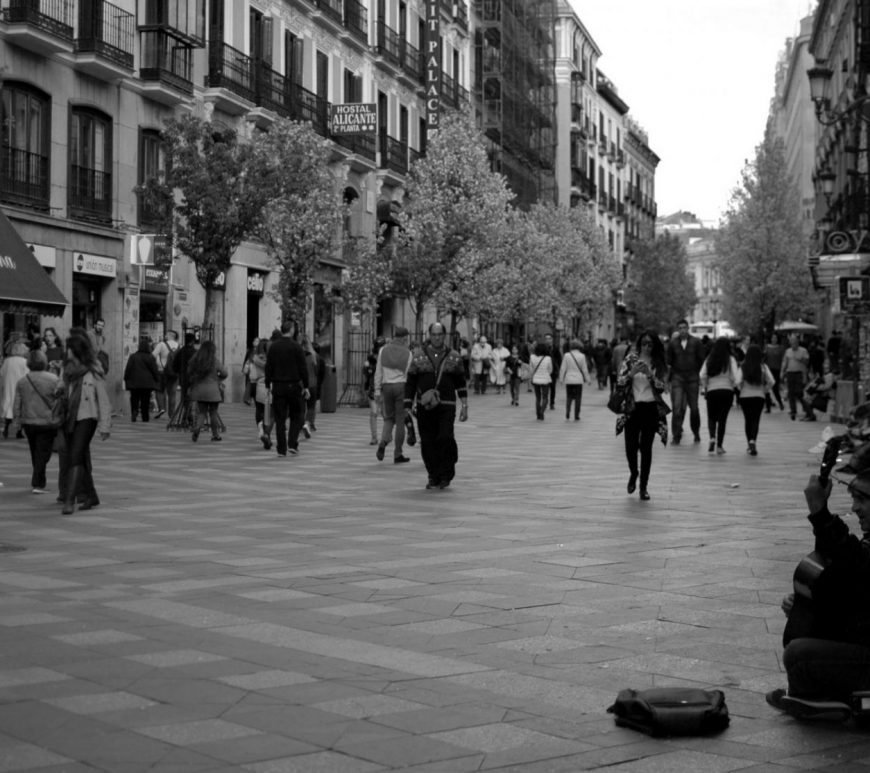 Madrid: A Photo Diary