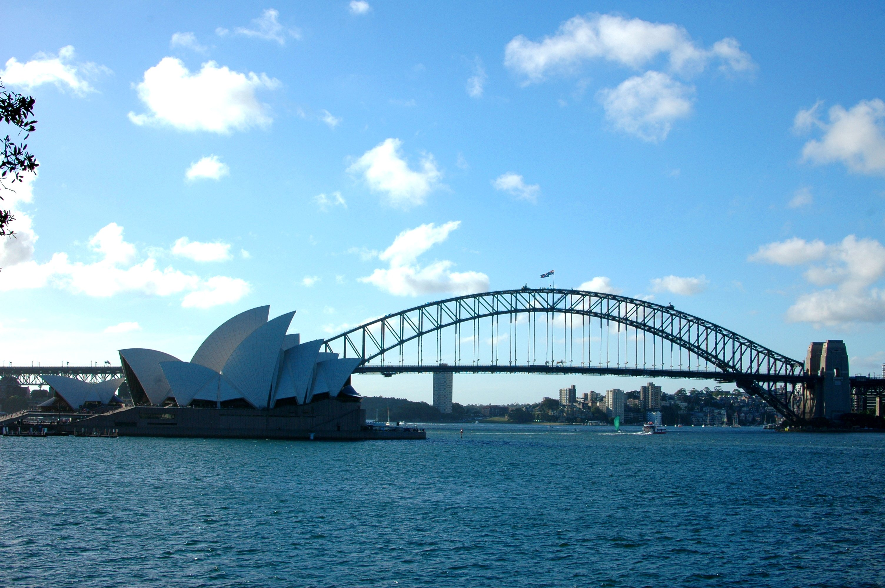 17 Easy Ways to Save Money on Your Next Trip - Sydney Harbour Bridge and Opera House