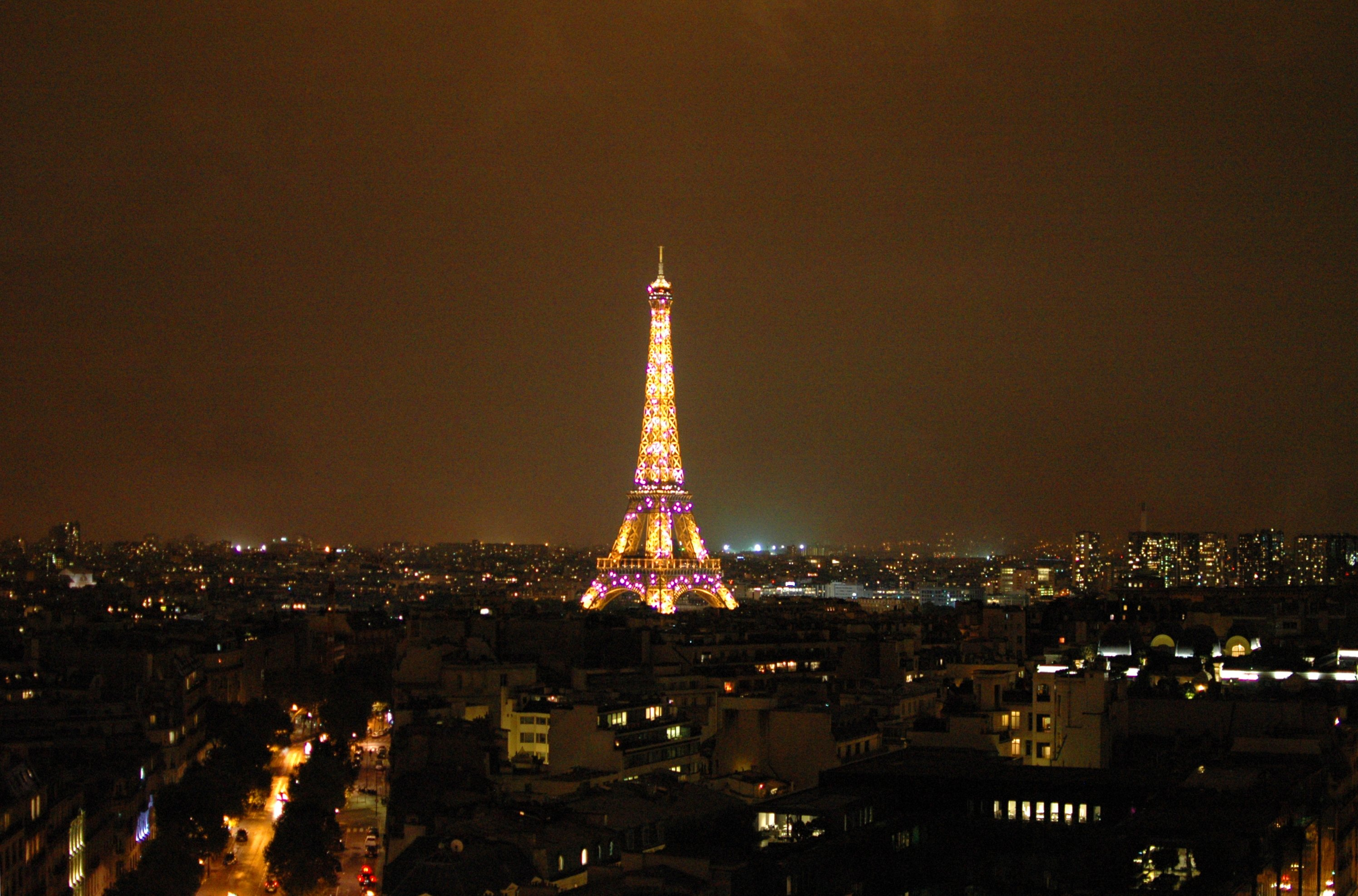 16 Cool Things to Do in Paris - View of the Eiffel Tower from the Arc de Triomphe