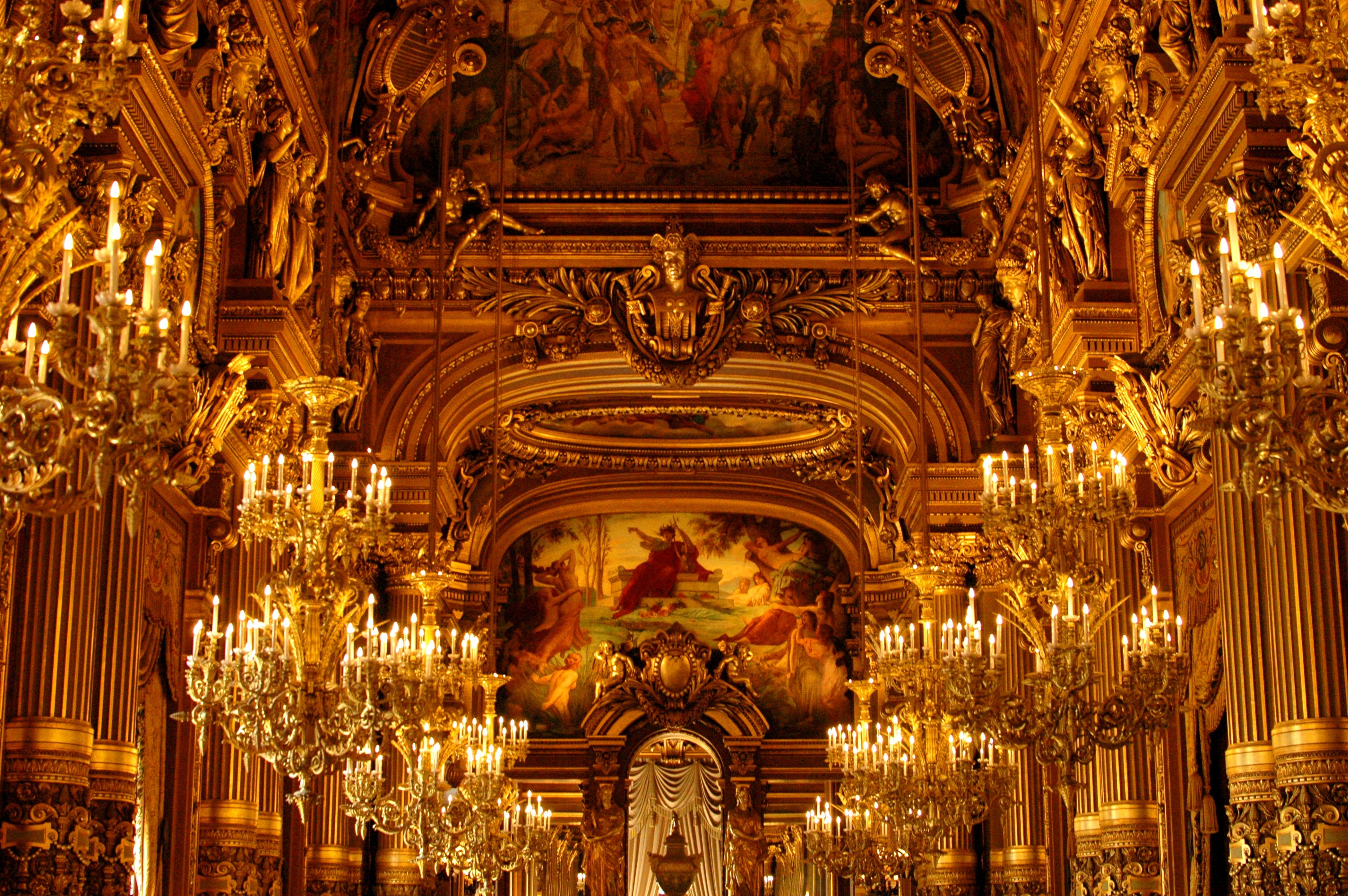 16 Cool Things to Do in Paris - Opera Palais Garnier, Paris