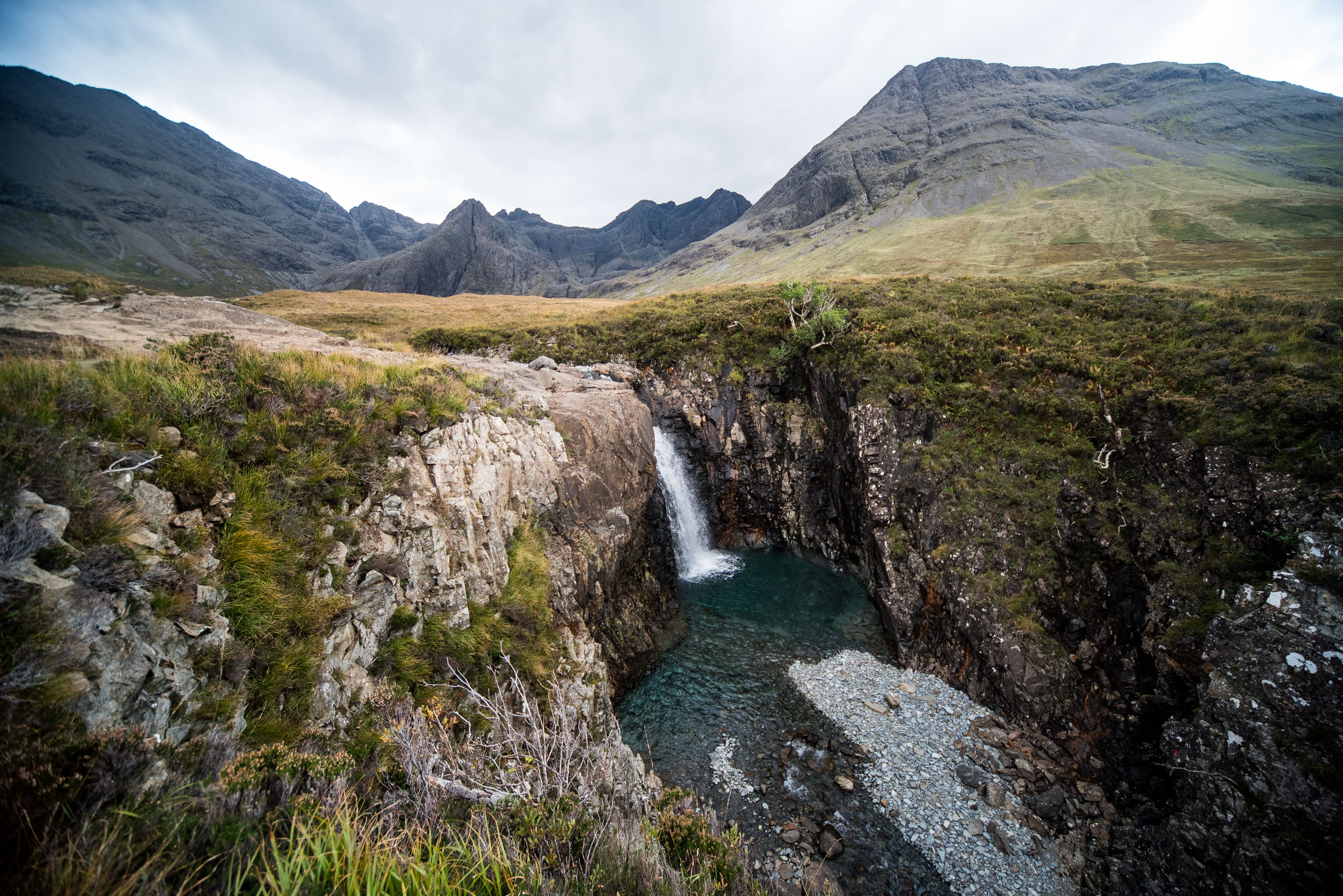 17 Easy Ways to Save Money on Your Next Trip - Fairy Pools, Isle of Skye, Scotland