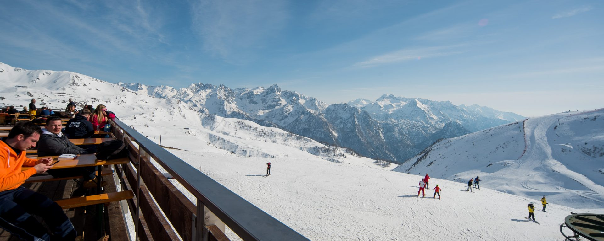 Foppolo, Italy, Budget Ski Resort