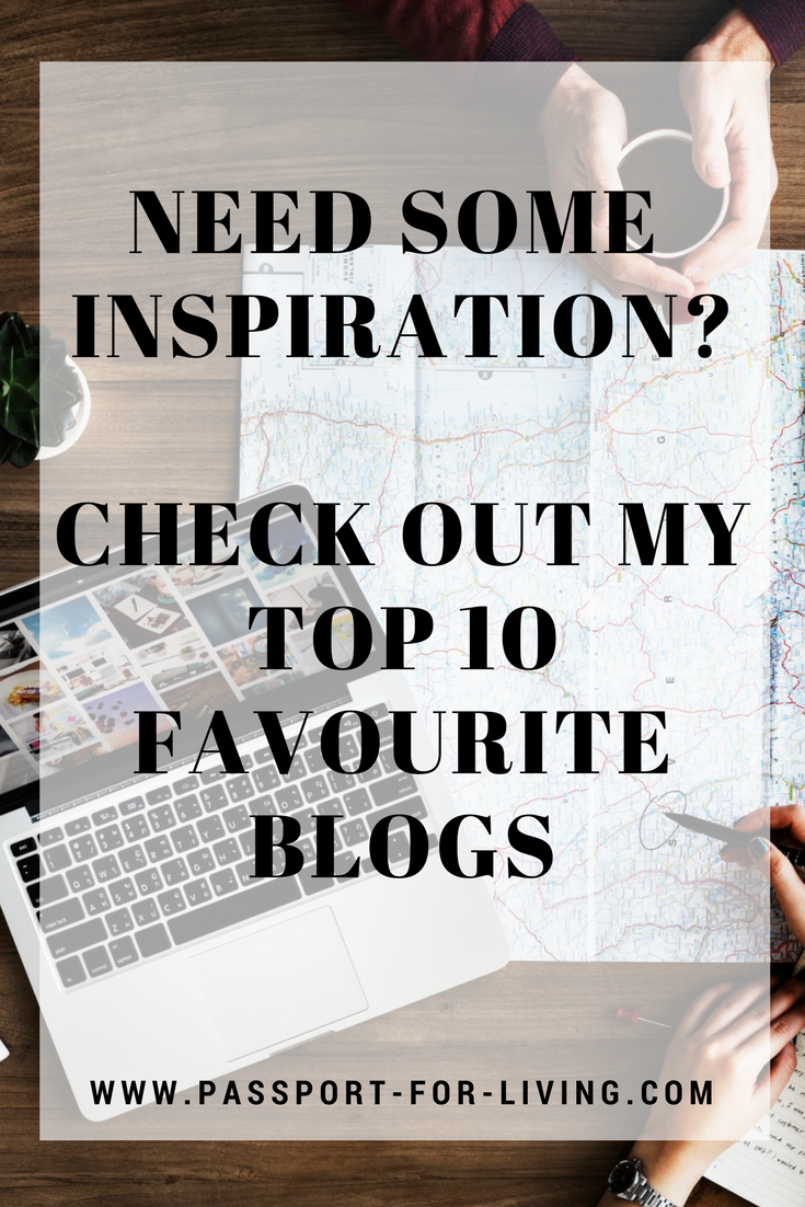 My Favourite Top 10 Blogs
