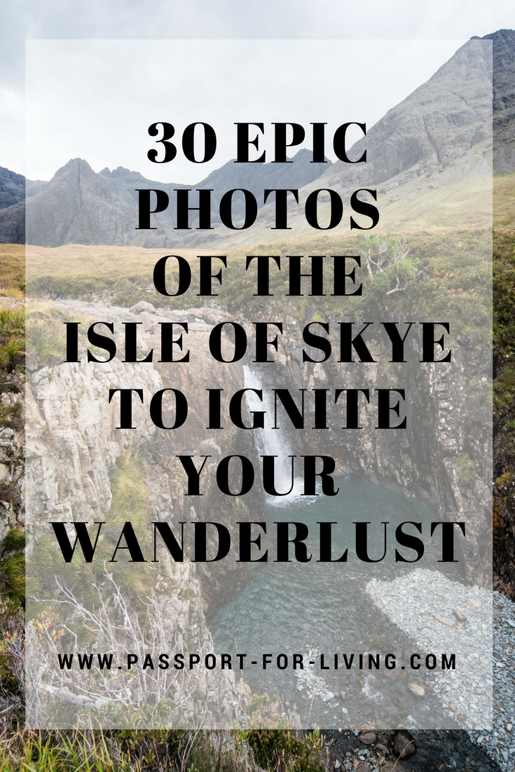 30 Epic Photos of the Isle of Skye That Will Ignite Your Wanderlust - Travel - Scotland Travel - Hiking in Scotland - Sunset Isle of Skye Sunrise - Travel Photography - Travel Inspiration