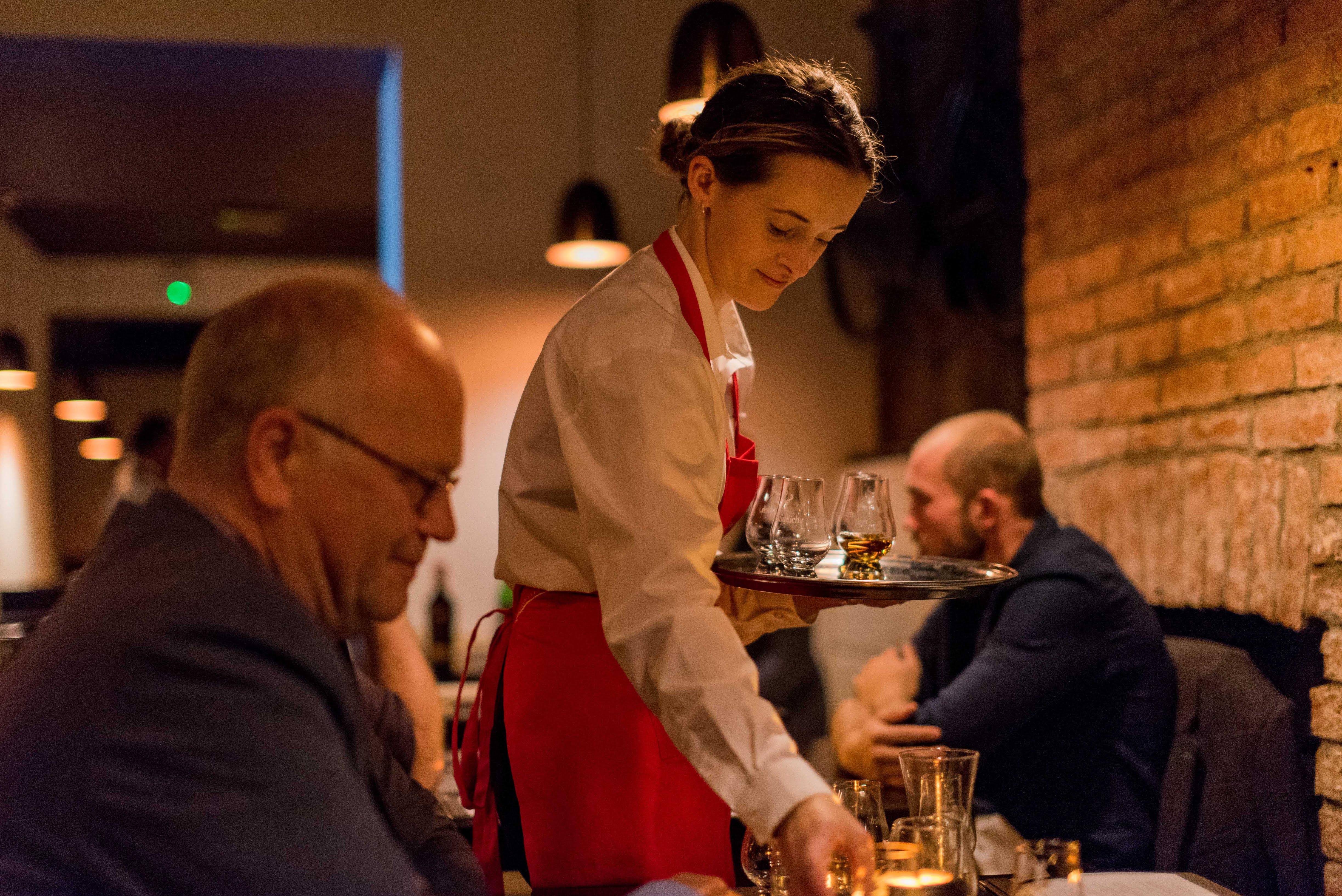 A Glenfiddich Tasting Dinner at The Mint Room, Bristol