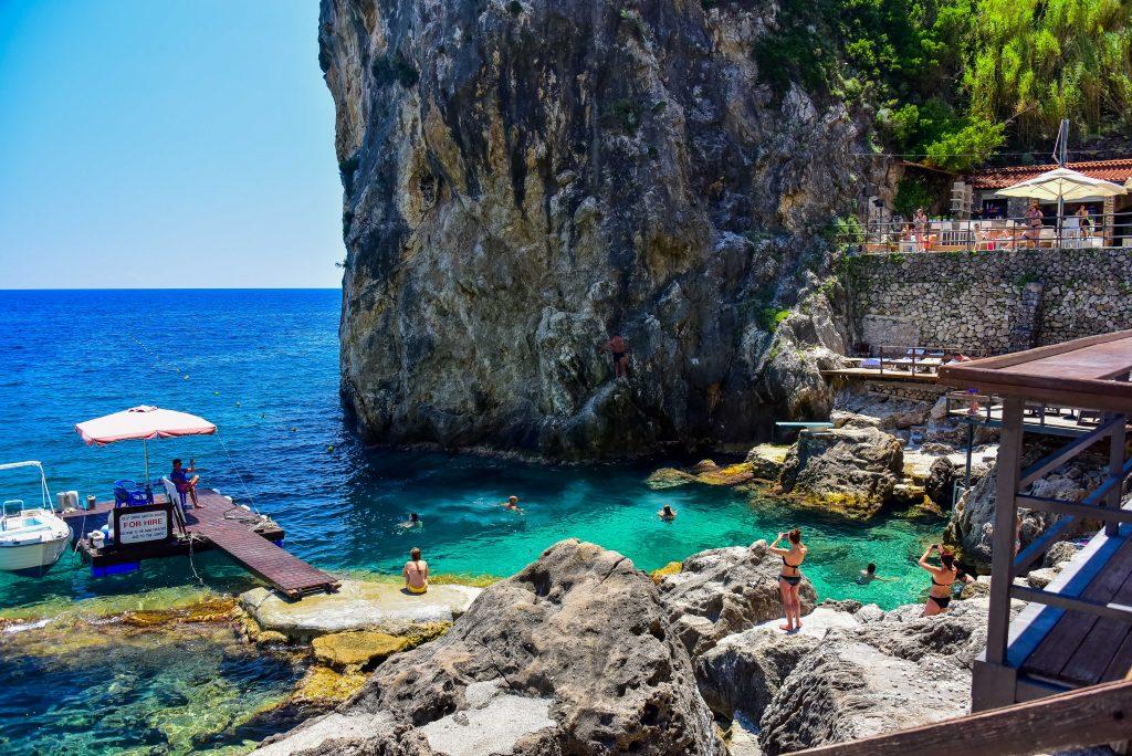 Paleokastritsa, Corfu, Greece - My 2018 Travel Highlights