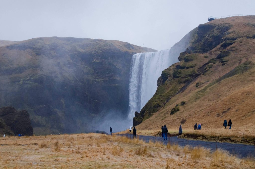 Skogafoss Waterfall, Iceland - A Useful Travel Guide to Iceland