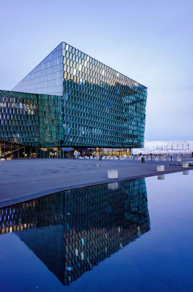 A Useful Travel Guide to Iceland - Harpa Concert Hall, Reykjavik